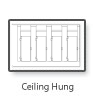 ceilingHung